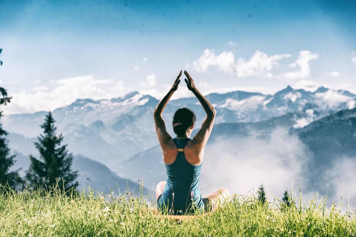 Retro Kühlschrank Yoga : Wellness und spa in großarl hotel berg leben